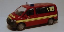 VW T5 MTW Feuerwehr Dortmund