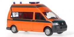 VW T5 HD Ambulance Ägypten