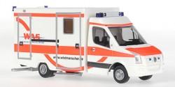 VW Crafter RTW WAS Vorführdesign