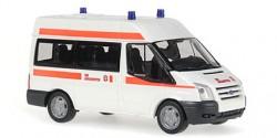 Ford Transit KTW Johanniter München