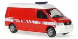 VW T5 Gerätewagen Vigili del Fuoco Italien