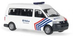 VW T5 Polizei Belgien