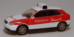 Audi A3 Die Johanniter NEF Nürnberg