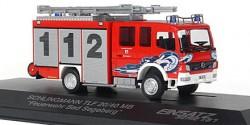 Mercedes Benz Atego TLF 20/40 Feuerwehr Bad Segeberg