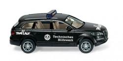 Audi Q7 ELF THW Lauf