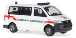 VW T5 MTW Hundestaffel Croix-Rouge Luxemburg