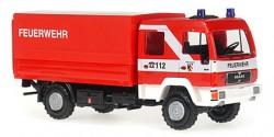 MAN L 2000 Dekon P Feuerwehr Nürnberg