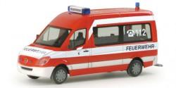 Mercedes Benz Sprinter MTW Feuerwehr Nürnberg