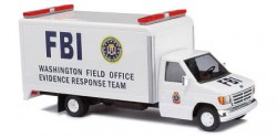 Ford E-350 FBI Washington Field Office