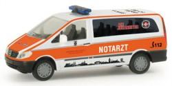 Mercedes Benz Vito NEF Johanniter Giessen