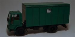 Ford Cargo Koffer Polizei-Pferdetransporter