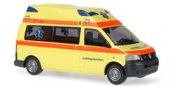 VW T5 Hornis Silver KTW Sanitätspolizei Bern