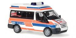 Ford Transit KTW Hamburger Krankenbeförderung