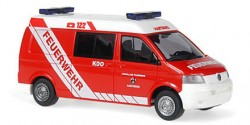 VW T5 KDO Feuerwehr Hartberg