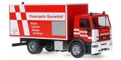 Iveco EuroTech Gerätewagen Feuerwehr Sonnefeld