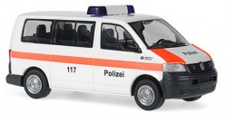 VW T5 Stadtpolizei Zürich