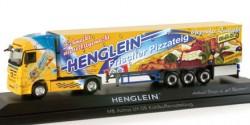 Mercedes Benz Actros LH Kühlkoffer-SZ Henglein Pizzateig
