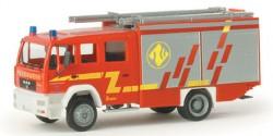 MAN LE 2000 LF 20/16 Feuerwehr Herzogenrath