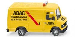 Mercedes Benz 507D ADAC Truck Service