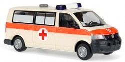 VW T5 Sanitätsdienst Bundespolizei