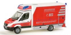 Mercedes Benz Sprinter RTW Feuerwehr Frankfurt