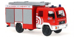 MAN LE 2000 TLF StAA Feuerwehr Bettembourg