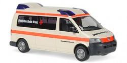 VW T5 Hornis M KTW DRK Lübeck
