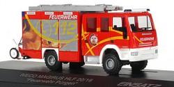 Iveco Magirus HLF 20/16 Feuerwehr Pürgen