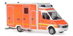 Mercedes Benz Sprinter RTW Feuerwehr Hamburg Barmbek