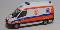 Mercedes Benz Sprinter RTW Rettung Wroclaw