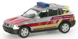 BMW X3 ELW Feuerwehr Holzkirchen