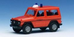 Mercedes Benz G-Klasse Katastrophenschutz