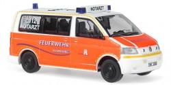 VW T5 NEF Feuerwehr Hamburg Sasel