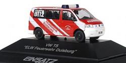 VW T5 ELW Feuerwehr Duisburg