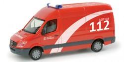 Mercedes Benz Sprinter Feuerwehr Berlin