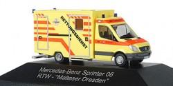 Mercedes Benz Sprinter RTW Malteser Dresden