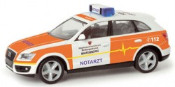 Audi Q5 NEF Rettungsdienst Marsberg