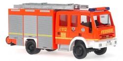 Iveco EuroFire HLF Feuerwehr Hamburg Altona