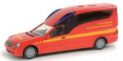 Mercedes Benz A 2003 KTW Feuerwehr