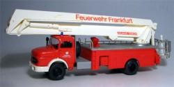 Mercedes Benz LA 1924 Gelenkbühne Feuerwehr Frankfurt