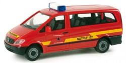 Mercedes Benz Vito MTW Feuerwehr Herzogenrath