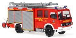 Mercedes Benz Atego HLF 20/16 Feuerwehr Wilich