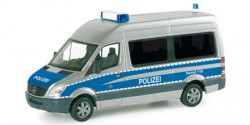 Mercedes Benz Sprinter Polizei Hessen