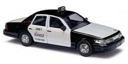 Ford Crown Victoria Dispatch Taxi Texas