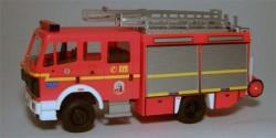 Mercedes Benz MK 94 HLF Feuerwehr Hamburg Innenstadt