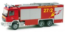 Mercedes Benz Actros M 02 Universallöschfahrzeug Werkfeuerwehr EADS