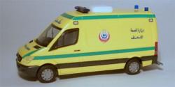 Mercedes Benz Sprinter RTW Ambulance