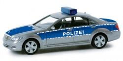 Mercedes Benz S-Klasse Polizei Rheinland Pfalz