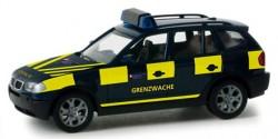 BMW X3 Grenzwache Basel