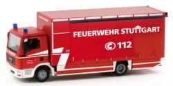 MAN TGL Koffer-LKW Feuerwehr Stuttgart